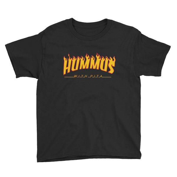Hummus with Pita- Kids T-Shirt