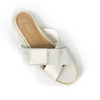Pacifica Satin Bow Slide