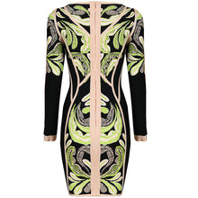 """ARDELL"" Print Bodycon Dress"