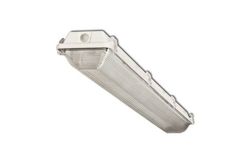 Howard Lighting VSA4A232ASEMV000000I VSA4 2 Lamp T8 Fluorescent Enclosed Vapor Dust Water Proof Tight Light Fixture NSF IP67