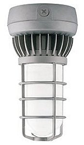 RAB Lighting VXLED13DGDC 13 Watt LED Vaporproof Ceiling Fixture with Guard 10-30VDC (Product Configurator)