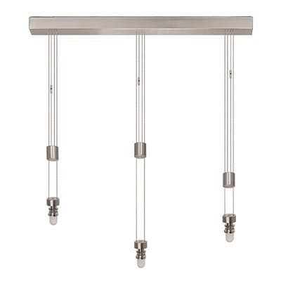 Access Lighting 905AJ-BS Sigma Hyperion Adjustable Pendant