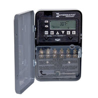 Intermatic - 7 Day Electronic Astronomic Time Switch - 2 Circuit - ET8215C