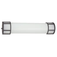 Sunpark FL2103A-217-30, 34W 34 W Wall Sconce, 2700K, Oil Rubbed Bronze Finish, Energy Star