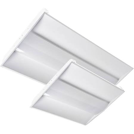 Alphalite ILT-CB-24L/840 2X4 42W ILT Series Infinity Volumetric LED Troffer 4000K Low Wattage