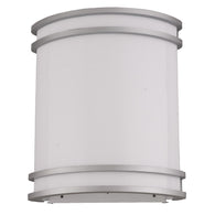 Sunpark MDF025PG-126, 26W 26 W Wall Sconce, 2700K, Silver Color Trim, Energy Star
