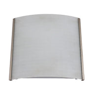 Sunpark MDF030-213, 26W 26 W Wall Sconce, 2700K, Satin Nickel Finish, Energy Star