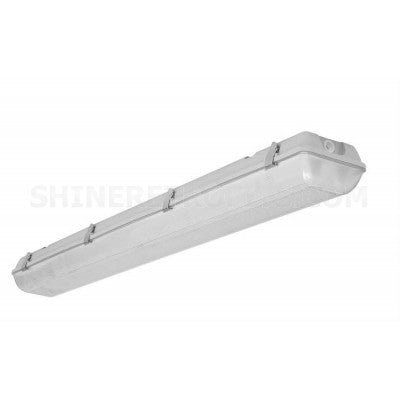 Louvers International ADV4-3T8-20 3 Lamp T8 Advantage 4 Ft Fluorescent Vaportight Fixture NSF Approved IP66 Rated