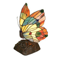 Chloe Lighting CH1B038OA06-NL1 Accent Butterfly Table Lamp