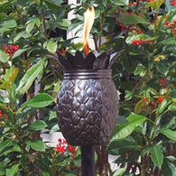 Legends Direct pineapple Tiki Torch