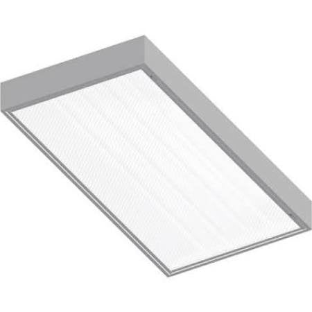 1st Source ULS-T5-24-3 3 Lamp 2X4 T5HO High Output Ultra Surface Mount 170W 170 Watt Light Fixture