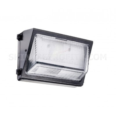 Jarvis Lights WMFT-­320 79 Watt Forward Throw LED Wall Pack Fixture 5000K 120-277V