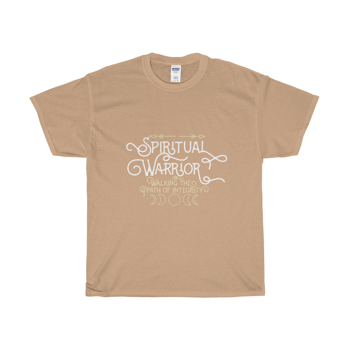 Spiritual Warrior Unisex Heavy Cotton Tee - SoREALa