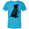 Sweeter Travels... Dog Triblend Short Sleeve Tee - SoREALa