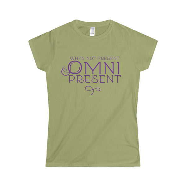 Omnipresent Softstyle Women's T-Shirt - SoREALa