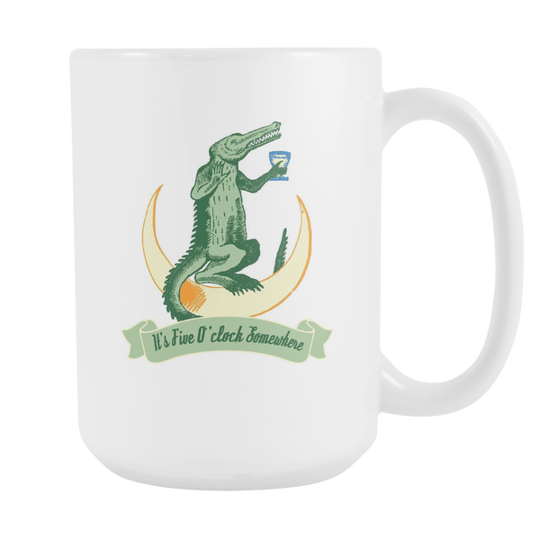 See You Later 15oz White Coffee Mug - SoREALa