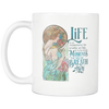Simple Moments White 11oz Mug - SoREALa