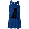 Sweeter Travels... Dog Women's Flowy Racerback - SoREALa