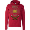 Finer Things Hooded Pullover Sweatshirt - SoREALa