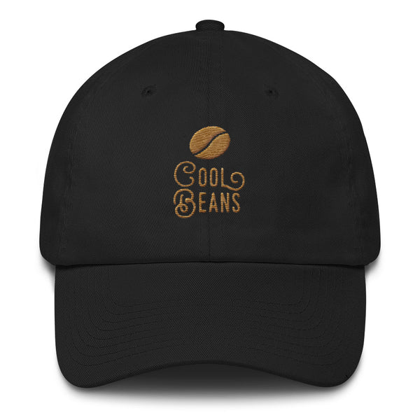 Cool Beans Cotton Cap - SoREALa