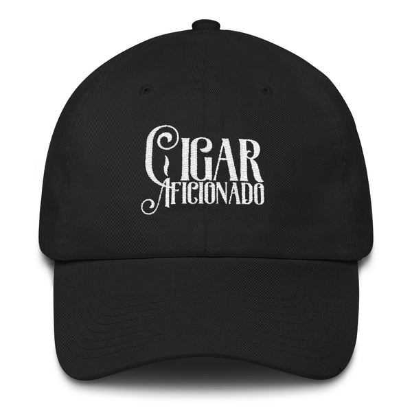 Cigar Aficionado Cotton Cap - SoREALa