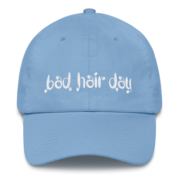 Bad Hair Day Cotton Cap - SoREALa