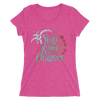 Smell The Flowers Ladies' Short Sleeve T-Shirt - SoREALa