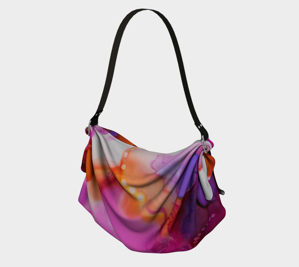 Maui Sunset Origami Bag - SoREALa