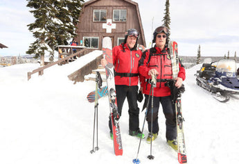 Lost Trail Ski Patrol Fundraiser - We are giving silent auction and raffle items!