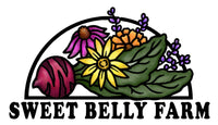 Sweet Belly Farm Logo - Herbal Products in Salmon, ID