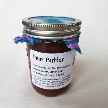 Pear Butter by Sweet Belly Farm in Salmon, Idaho