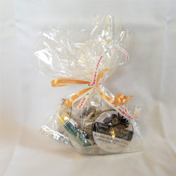 Sweet Belly Farm Holiday Gift Bag: Herbal Salve, Herbal Lip Balm, Business Card