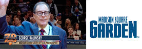 A tribute to George Kalinsky at MSG Center Court