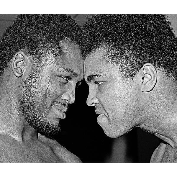 Joe Frazier vs Muhammad Ali