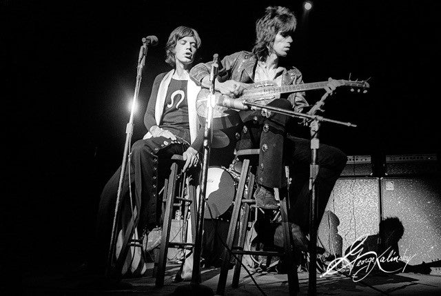 Rolling Stones first concert at Madison Square Garden