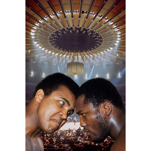 Muhammad Ali vs. Joe Frazier