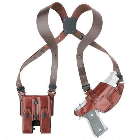 Shoulder Holster With Double Mag Pouch