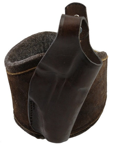 Elpaso Leather Ankle Holster .32 Auto Right