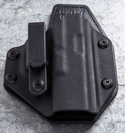 Sergeant Holster Black