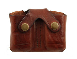 Elpaso Bunny Ear Double Mag Pouch Brown