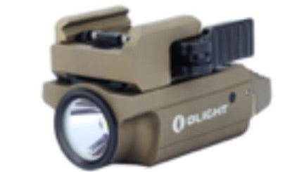 Olight PL-Mini 2 Valkyrie Pistol Torch Desert Tan