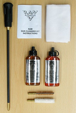Ram Handgun Cleaning Kit