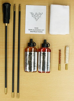 Ram Rifle Cleaning Kit - 3 Piece