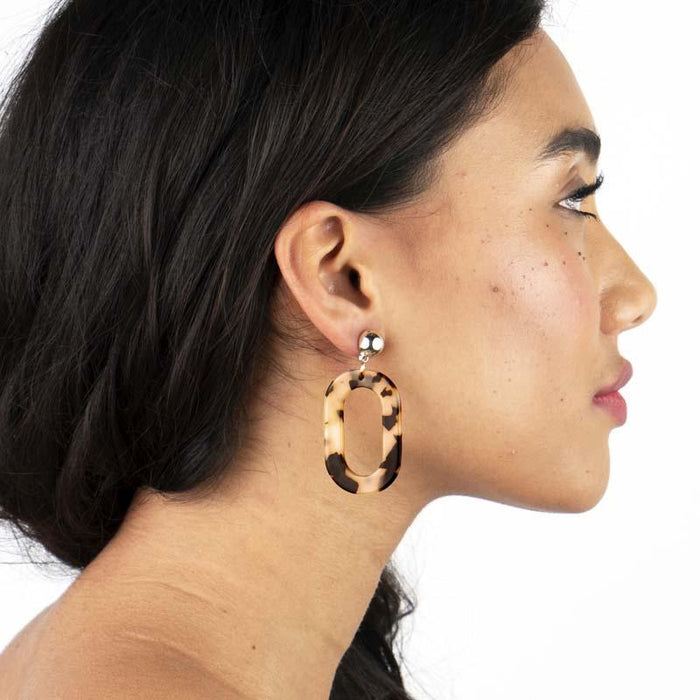 Earrings - Jonesy Wood Jewelry