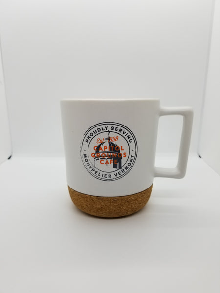 Capitol Grounds Logo Ceramic 12oz