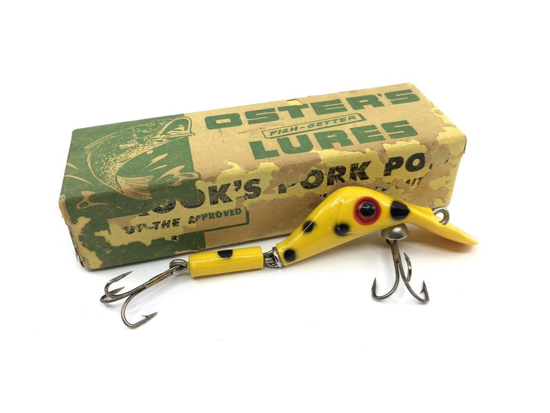 Oster's Jointed Tuffe Minnow