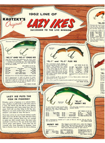 1962 Lazy Ike Catalog