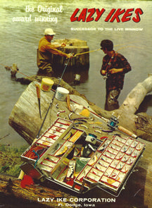 1967 Lazy Ike Catalog Cover