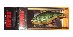 Rapala Color BOB-Baby Bass Orange Belly