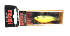 Rapala Color CHS-Chartreuse Shiner
